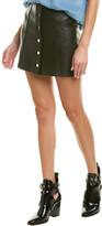Rag & Bone Rosie Leather Skirt