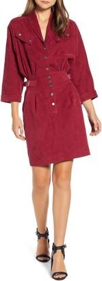 Rebecca Minkoff Rosa Short Utility Dress
