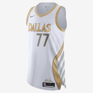 Nike NBA Authentic Jersey Dallas Mavericks City Edition
