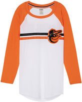 PINK Baltimore Orioles Bling Perfect Baseball Tee