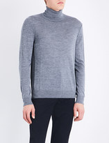 Michael Kors Turtleneck wool jumper