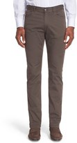 Canali Men's Five-Pocket Stretch Twill Pants