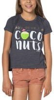 O'Neill Girl's Coco Nutty Graphic Tee