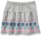 Gymboree Fair Isle Skirt