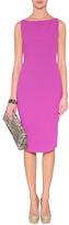 Ralph Lauren Hyacinth Silk Dress