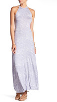 Clayton Taylor Halter Maxi Dress