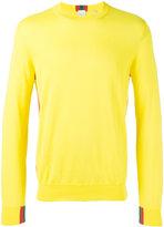 Paul Smith side stripe jumper - men - Cotton - S