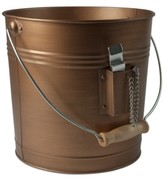Artland Oasis Antique Copper Finish Beverage Pail with Bottle Opener