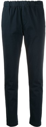 J Brand High-Waisted Skinny Trousers