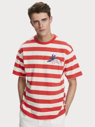 Scotch & Soda Slub Jersey T-Shirt Keoni | Men