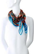 The Limited Floral Printed Scarf