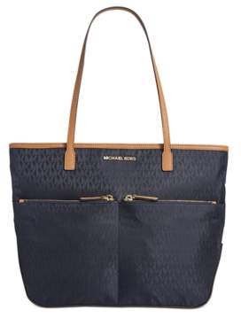 Michael Kors Michael Pocket Nylon Tote