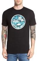 Vans Men's Dual Palm Fill T-Shirt