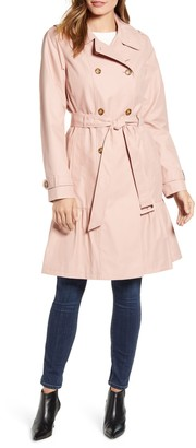 Kate Spade Long Belted Trench Coat
