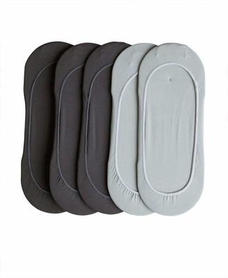 Lemon Women's 5 Pack Ultra Low Microfiber Liner