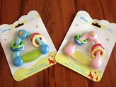 Disney Winnie the Pooh Activity Triangle Teether