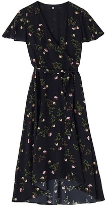 Ethereal London Luciana Print Knee length Dress