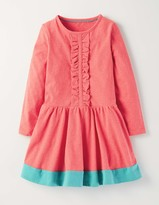 Boden Ruffle Jersey Dress