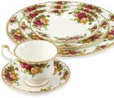 Royal Albert 20-Piece Dinnerware Set in Old Country Roses