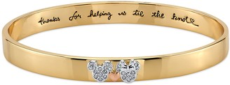 Disney Mouse ''Tie the Knot'' Bracelet