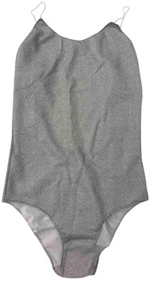 Oseree Silver Cotton - elasthane Swimwear