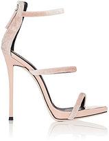 Giuseppe Zanotti Women's Coline Velvet Sandals