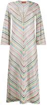 Missoni Mare striped pattern dress