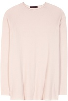 The Row Banny Cashmere And Silk Sweater