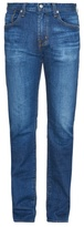 Ag Jeans The Matchbox Mid-rise Slim-fit Jeans