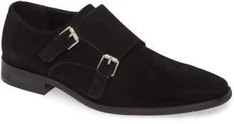 Calvin Klein Robbie Double Monk Strap Shoe