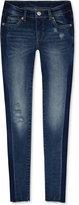 Levi's Distressed Super Skinny Jeans, Big Girls (7-16)