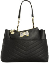 Betsey Johnson Shopper With Pouch, A Macy's Exclusive Style