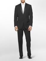 Calvin Klein Body Slim Fit Black Tuxedo