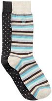 Original Penguin Cortes Socks - Pack of 2