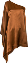 Rosetta Getty one shoulder dress