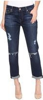 7 For All Mankind Josefina w/ Destroy in Santiago Canyon Women's Jeans