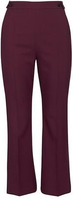 Marni Flare Wool Trousers