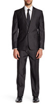 Ben Sherman Ben Circle Pattern Suit