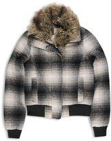 H81 Wilderness Plaid Jacket