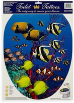 Bed Bath & Beyond Toilet Tattoos® Coral Reef in Elongated