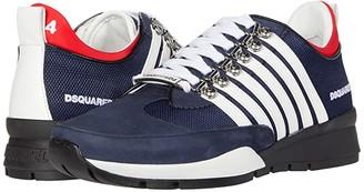 DSQUARED2 251 Sneaker (Navy/White) Men's Shoes