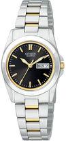 JCPenney Citizen Quartz Citizen Womens Two-Tone Watch EQ0564-59E