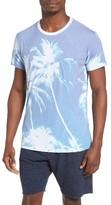 Sol Angeles Men's Azure Print Pocket T-Shirt