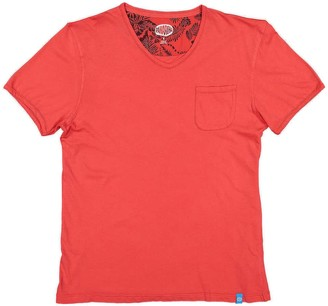 Panareha Mojito V-Neck T-Shirt - Light Red