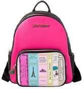 Betsey Johnson Back To School Library Backpack