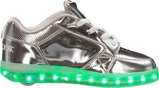Heelys Girls' Premium Lo Wheeled Heel Shoe