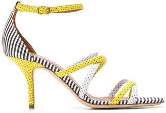 Malone Souliers Cindy polka-dot sandals