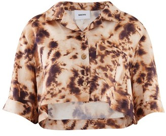 Nanushka Rhett shirt