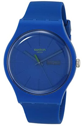 Swatch Beltempo - SO29N700 (Blue) Watches