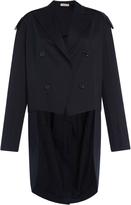 Nina Ricci Cotton Gabardine Coat